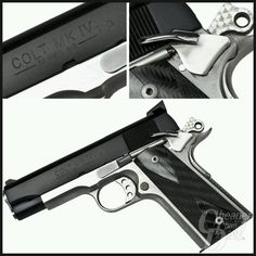 Colt 1911. One of my favorites.