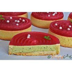 simonacallas - Desserts, sweets and other treats Red Velvet Cheesecake, Oreo Cheesecake, Oreo Mousse, Tart Shells, Cupcakes, Pomegranate, White Chocolate, Coco, Creme