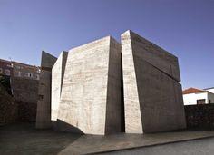 Iglesia del Santísimo Redentor / Menis Arquitectos www.menis.es