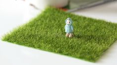Miniatures Green Lawn Bonsai Terrarium Figurines Plant Pot Resin Decoration DIY Dollhouse Fairy Garden Miniatures Decorations-in Figurines & Miniatures from Home & Garden on Aliexpress.com | Alibaba Group