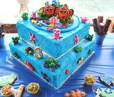 Finding Nemo Party Food | Finding Nemo