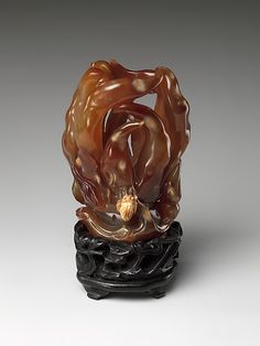 Buddha's Hand    Period:      Qing dynasty (1644–1911)  Date:      18th century  Culture:      China  Medium:      Carnelian