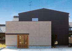 住まいの提案、岐阜。 vol.7 (P98〜)掲載施工例 Japanese Style House, Gifu, Florida Home, House 2, Garage Doors, Exterior, Mansions, Architecture, House Styles