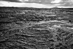Lava field by sandor krasna, via Flickr
