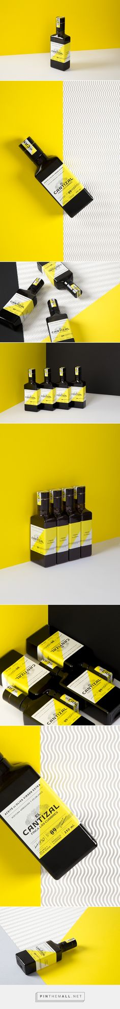 EL CANTIZAL // Extra Virgin Olive Oil on Behance - created via https://pinthemall.net