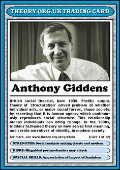 Anthony Giddens (193