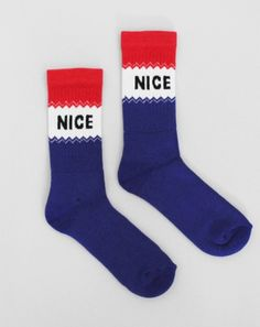 Lazy Oaf Nice Tube Socks For similar items, please visit http://www.fashioncraycray.xyz/