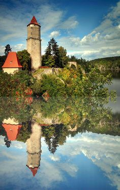 Prague, Gothic Castle, Historical Monuments, Fortification, Places Of Interest, Czech Republic, Countryside, Medieval, Castles