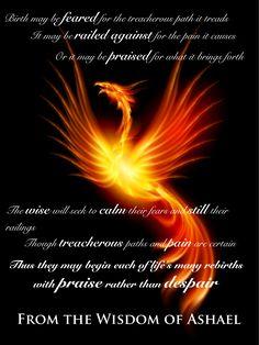 Inspirational Quotes: The Wisdom of Ashael