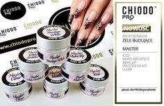 Nowe żele budujące od ChiodoPRO - #chiodopro #żele #budujące #paznokcie #nails #manicure #stylizacja #paznokci The Prestige, Manicure, Make Up, News, Nail Bar, Nails, Polish, Makeup, Beauty Makeup