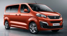 These Are The New Peugeot Traveller, Citroen Spacetourer