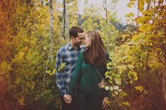 Fall Engagement Photos - ©RYAN FLYNN PHOTOGRAPHY
