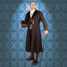 Image result for steampunk outfits male