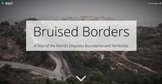 A tour of the world's disputed boundaries and territories