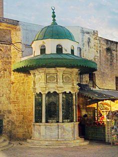 Mosque of Jezzar Pasha Akko