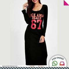 SKU: N3LYGTS7TG01V14 Colors: Black Size: 2XL Category: Women > Dresses > Long Sleeve Dresses Weight: 0.52 kg #Vivoren #Vivoren #Fashion