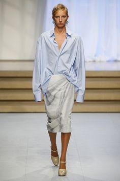 Jil Sander   Ready-to-Wear Spring 2017   Look 49