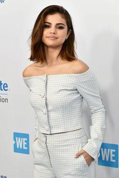 April 27: Selena attending We Day California in Inglewood, California