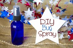 Keep the bugs away with this easy, homemade bug spray that is safe and effective. You can make a batch of this for super cheap! Homemade Bug Spray, Homemade Art, How To Make Homemade, Remedies For Nausea, Home Remedies, How To Make Lipstick, Natural Teeth Whitening, Cleaning Walls, Beauty Recipe