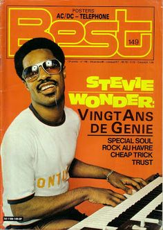 SIXTIES BEAT: Stevie Wonder
