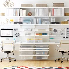 home office organizing container set