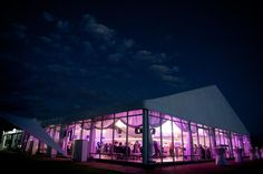 glass marquee wedding in Johannesburg Marquee Wedding, Opera House, Fair Grounds, Weddings, Glass, Travel, Viajes, Drinkware, Wedding