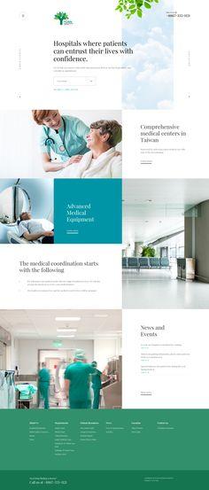 阮綜合_B on Behance Jobs Apps, Medical Equipment, Medical Center, Web Design Inspiration, Cover Pages, Art Gallery, Website, Behance, Marketing