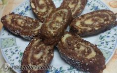 Keksz-tekercs Keto, Ethnic Recipes, Food, Meal, Essen, Hoods, Meals, Eten