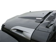 Truck Master Designs™ Cold Air Induction Hood (2007+ Jeep JK)