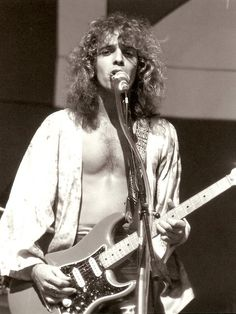 Peter Frampton - Day on the Green, Oakland - 1976