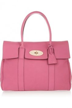d38fcf932c4 mulberry Leather Purses, Leather Bag, Leather Handbags, Pink Leather, Pink  Handbags,