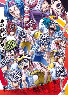 Yowamushi Pedal: New Generation 25 Subtitle Indonesia - KotakAnime Fanart Manga, Manga Anime, Otaku, Akita, Aladdin Magi, Anime Land, Full Body Workout At Home, Yowamushi Pedal, Animation