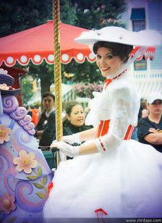 Mary Poppins... Practically Perfect in Every Way.