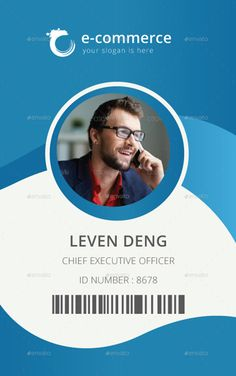 Employee card format in word | 100 Employee Card Template ...
