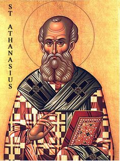 For the Son of God became man so that we might become God.    St. Athanasius