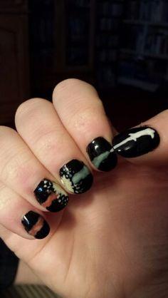 Epic Harry Potter nails by Lex Logikk