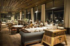 Bodega Garzon restaurant, Garzon