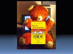 Mary Ann Bernal: Mr. Chuckles stops by the Wizard's Cauldron for some writing tips!
