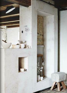 shelf...