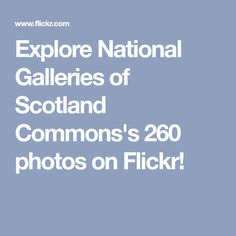 National Galleries of Scotland Commons Old Town Edinburgh, Galleries, Scotland, Explore, Photos, Pictures, Exploring