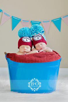 copyright Boyd and Olson Photography   newborn photography   twin photography   thing one and thing two