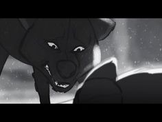"""Wolf story animation """"WolfSong"""""""