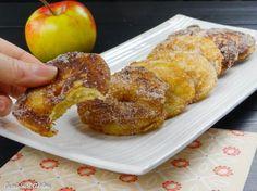 Apfelkiechle - Beignets de pommes