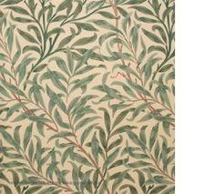 Willow Bough tapeter från William Morris® (WM119-01) hos Engelska tapetmagasinet