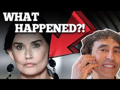 DEMI MOORE WHAT HAPPENED // Demi Moore - YouTube Celebrity Plastic Surgery, Demi Moore, Hot Topic, Health Fitness, Shit Happens, Youtube, Fitness, Youtubers, Youtube Movies