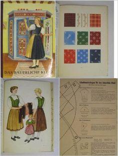 Das bäuerliche Kleid: Amazon.de: Elisabeth Eylmann, Friedl Lampel-Weyss: Bücher