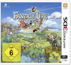 Fantasy Life (3DS) Preisvergleich - günstig kaufen   CHECK24