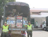 Noticias de Cúcuta: IncautaN más de 120 máquinas de tragamonedas