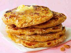 Mökkiläisen perunarieskat No Salt Recipes, Bread Recipes, Baking Recipes, Cake Recipes, Vegan Recipes, Diet Recipes, Finnish Recipes, Good Food, Yummy Food