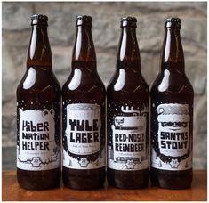 diseños packaging cerveza